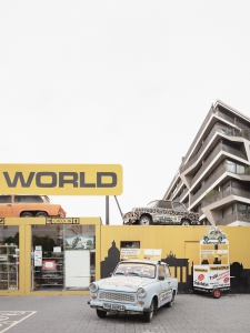 Trabi World, Berlin